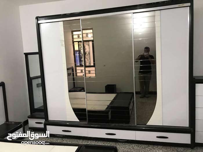 غرفة نوم تركية الحجم الكبير 9 قطع مستعملة