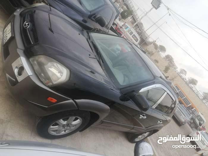 1 - 9,999 km Hyundai Tucson 2005 for sale