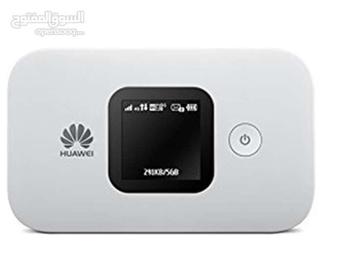 راوتر متنقل 4G يعمل على جميع الشبكات .زين .امنيه. اورانج
