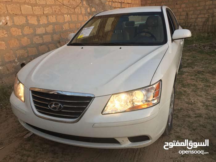Hyundai Sonata 2009 - Automatic