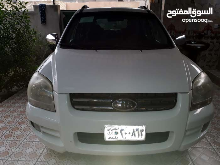 Automatic Kia 2008 for sale - Used - Baghdad city