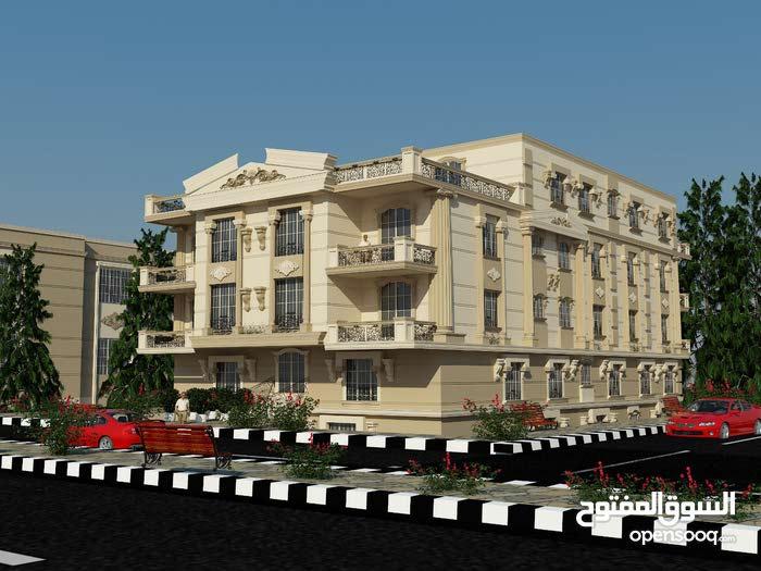 علي شارع البستان وامام مول مزار مباشرة شقق 220 م بالتقسيط المرييييح