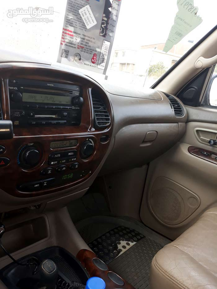 For sale Used Sequoia - Automatic