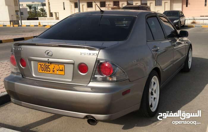 150,000 - 159,999 km Lexus IS 2005 for sale