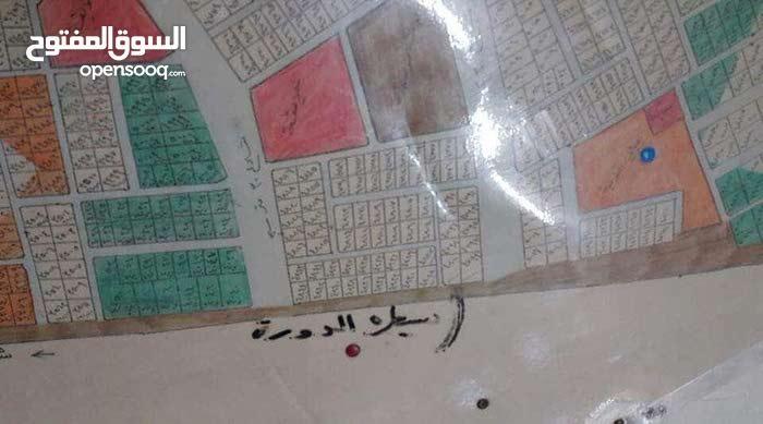 ارض طابو لليبع في بغداد منطقة كويريش