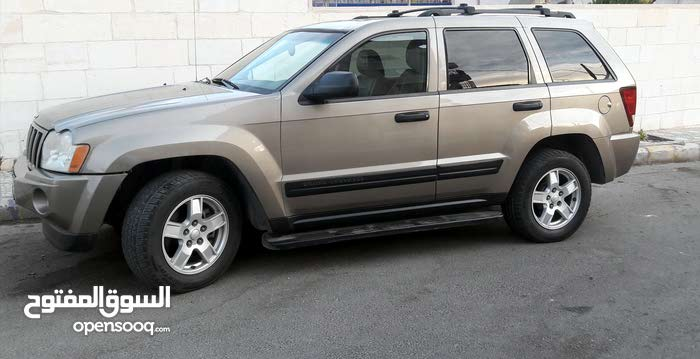 Automatic Jeep Grand Cherokee 2005