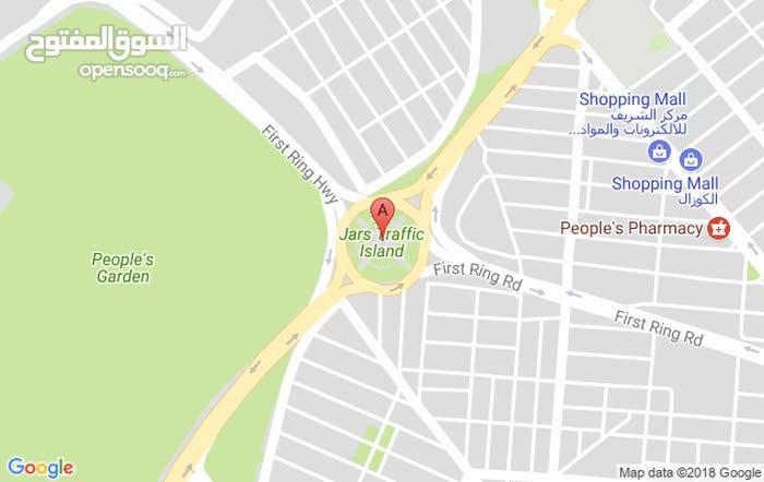 محل فى نادى شمال بنغازى ع الرىيسي مساحته 80م الايجار 2500د