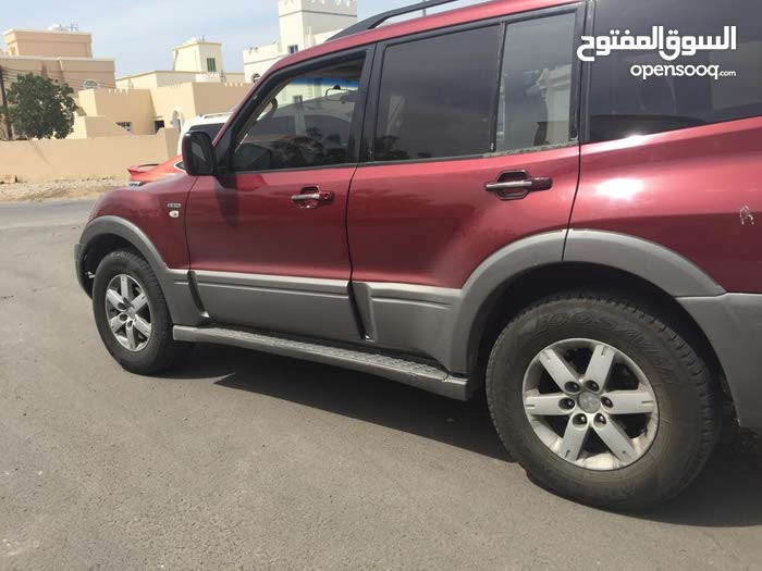 Mitsubishi Pajero car for sale 2005 in Muscat city