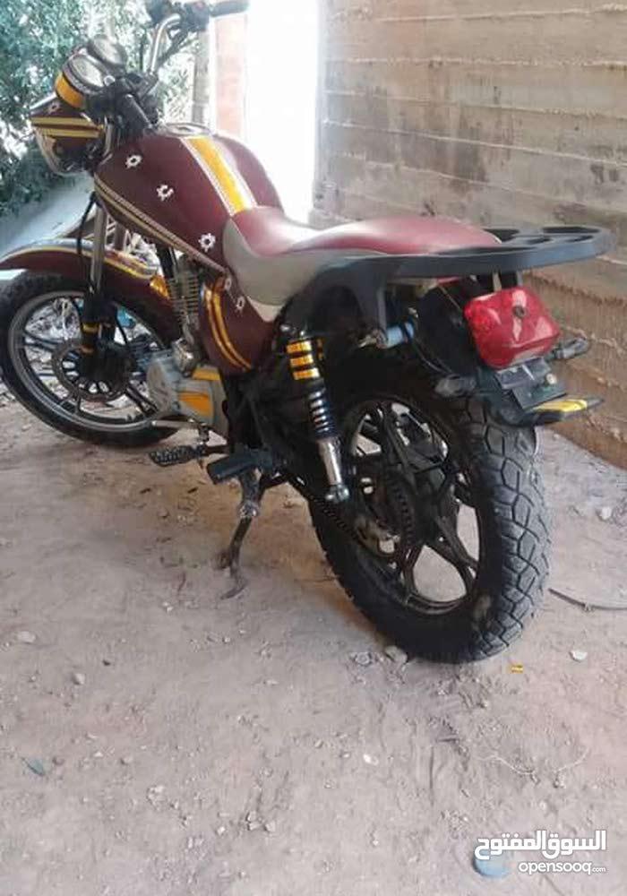 دراجة 150cc ب 600 دينار قابل للتفاوض