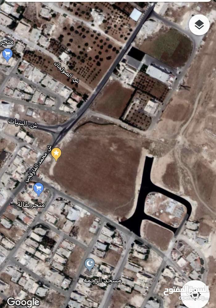 البنيات اسكان الامانة 350+350م شارع 14م مربعة موقع مميز تصلح لفيلا او اسكان