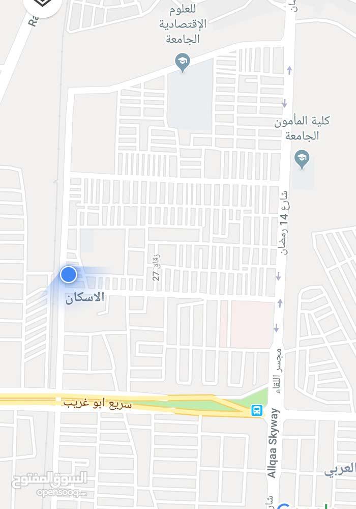بيت 54م الاسكان نهاية شارع المستشفى سند مستقل