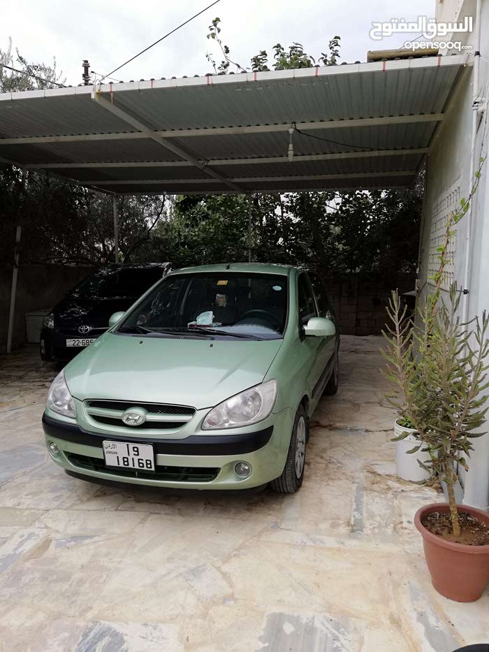 For sale Used Hyundai Getz