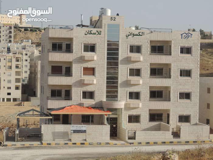 شقة طابق ثالث للبيع في شفا بدران من شركة الكسواني للاسكان