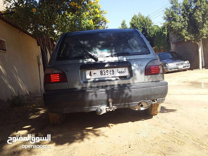 Grey Nissan Micra 1998 for sale