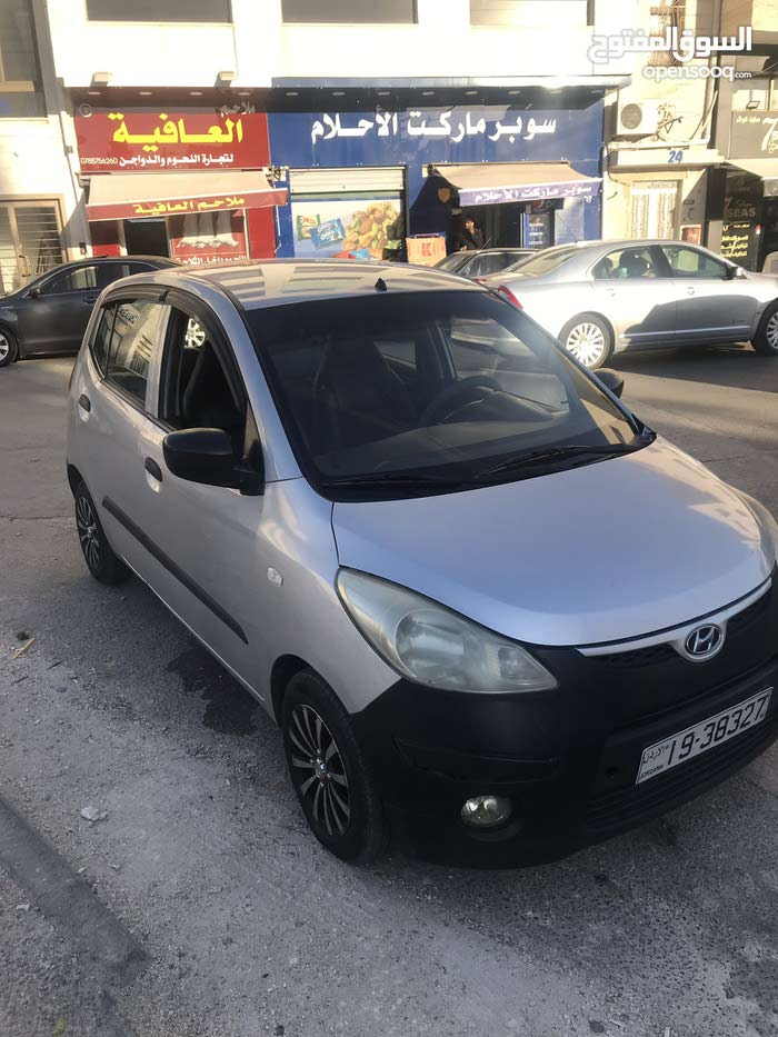 Manual Hyundai 2009 for sale - Used - Amman city
