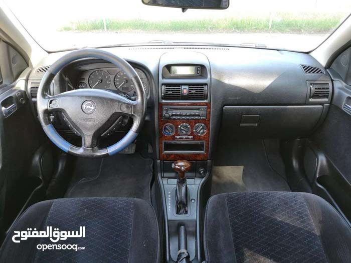Opel Astra car for sale 2001 in Gharyan city