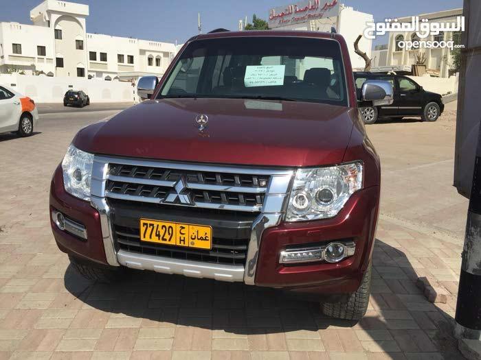 Used 2017 Mitsubishi Pajero for sale at best price
