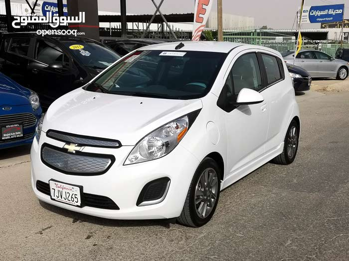 Spark 2015 - Used Automatic transmission