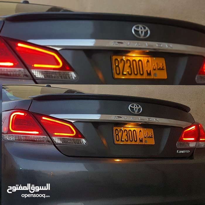 Toyota Avalon car for sale 2011 in Muscat city - (105241032) | Opensooq