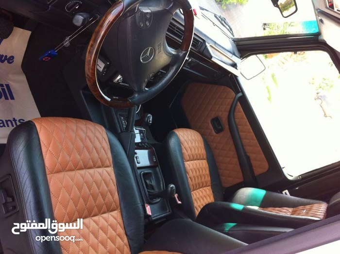 Mercedes Benz G 55 2001 For Sale