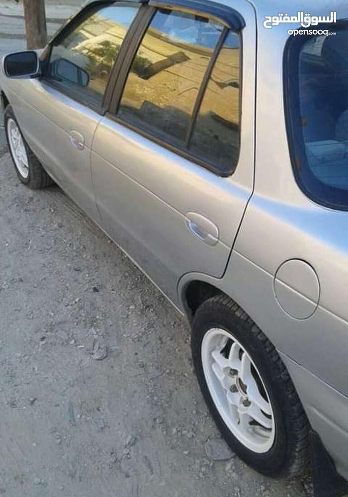 For sale 1996 Silver Sephia