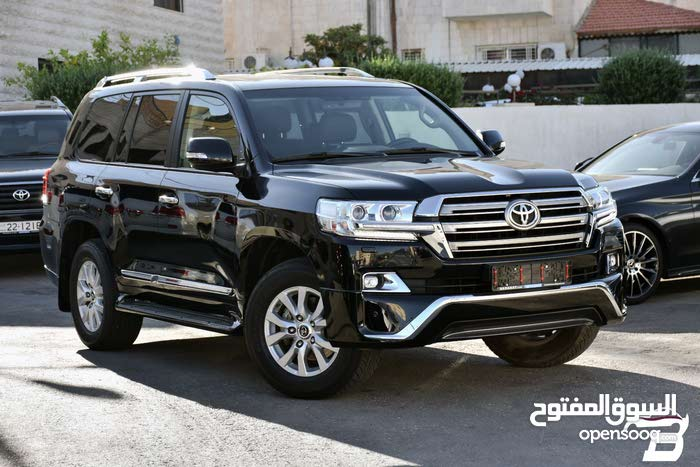 Used 2017 Toyota Land Cruiser For Sale At Best Price 105824286