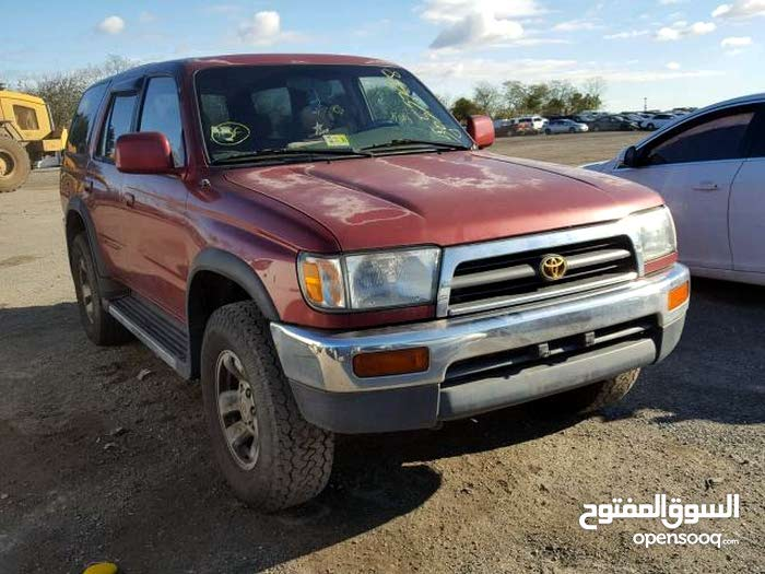 Automatic Used Toyota 4Runner