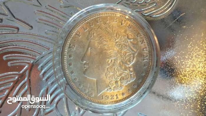 silver dollar 1921