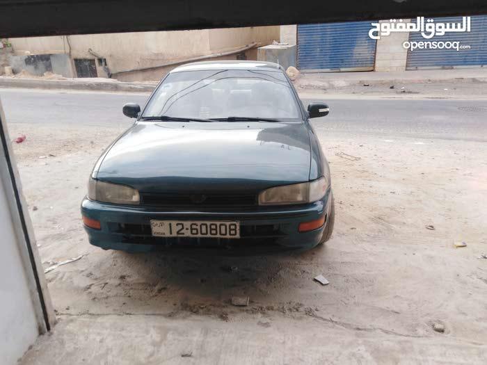 Manual Toyota 1993 for sale - Used - Ajloun city