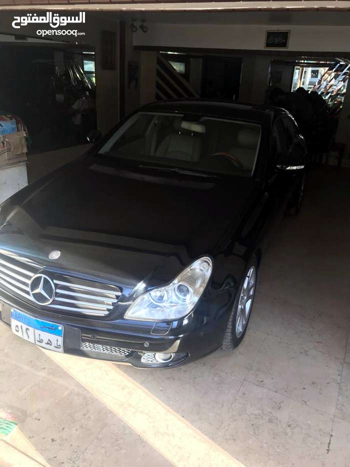New 2007 CLS 350