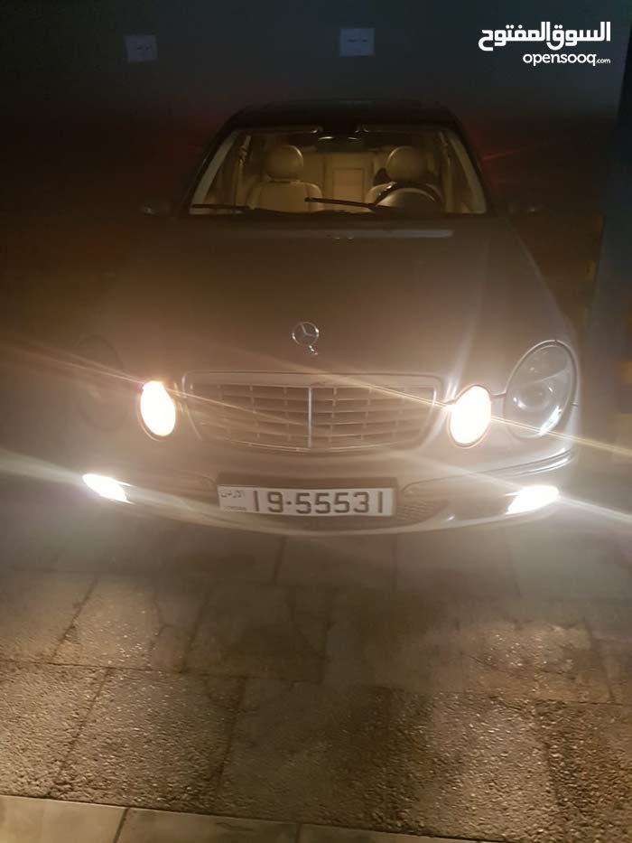 Automatic Mercedes Benz 2003 for sale - Used - Amman city