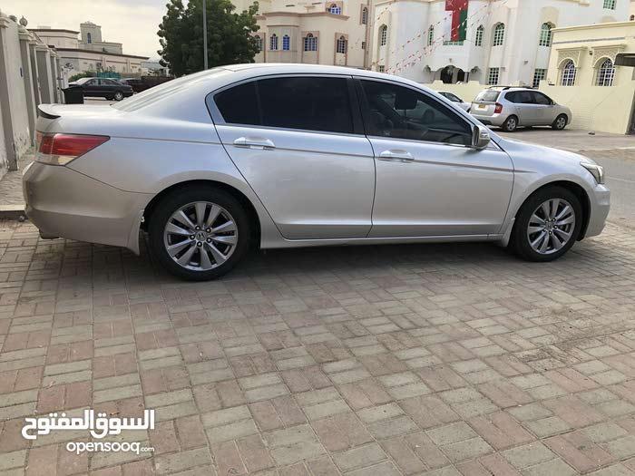 Silver Honda Accord 2012 for sale