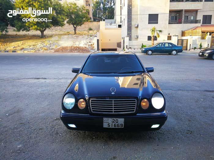 Mercedes Benz E 200 car for sale 1997 in Amman city