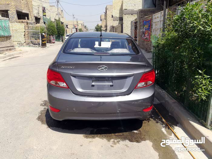 Best price! Hyundai Accent 2016 for sale