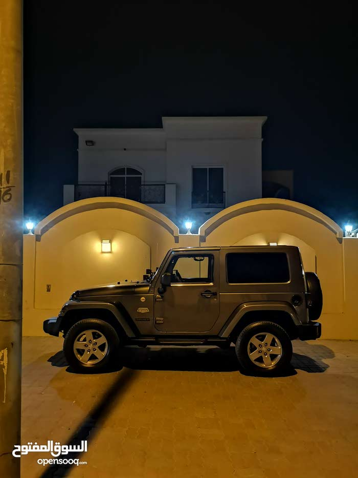 Jeep Wrangler car for sale 2008 in Muscat city