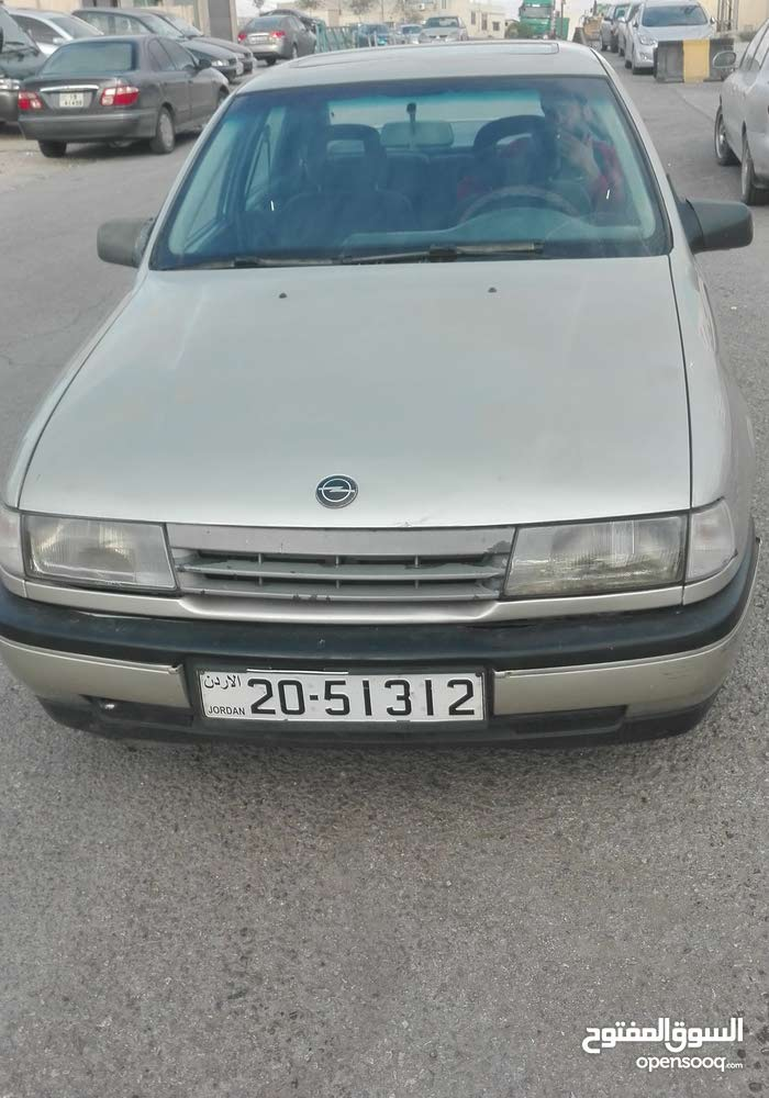 Manual Gold Opel 1991 for sale