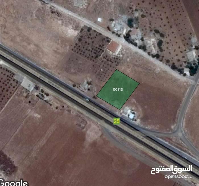 رخصة محطة محروقات مع ارض طريق اربد الزرقاء رحاب