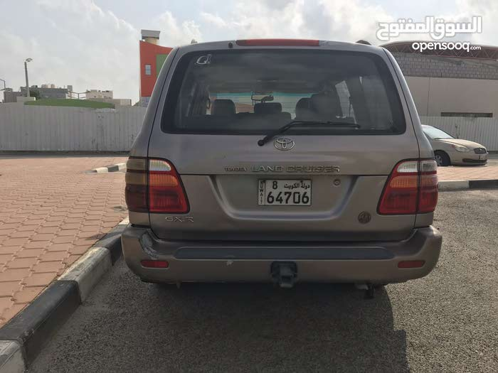 Automatic Toyota 2002 for sale - Used - Hawally city