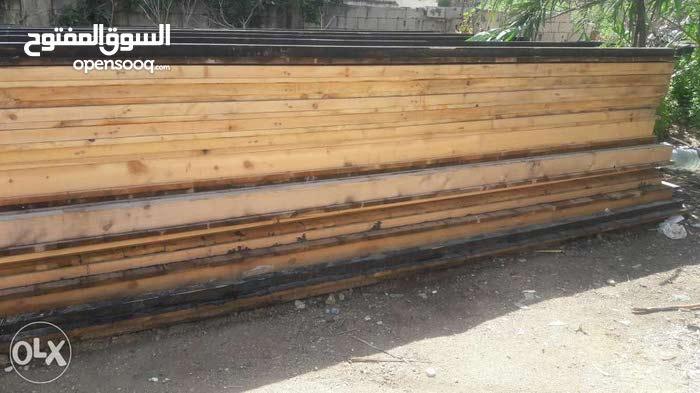 كابين(غرفه) خشب للبيع
