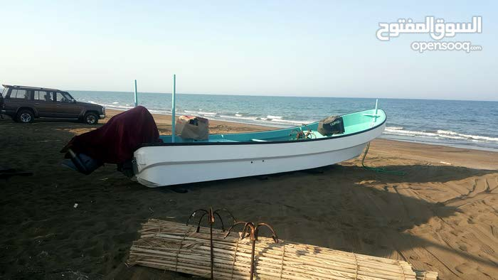 Used Motorboats in Sohar for sale