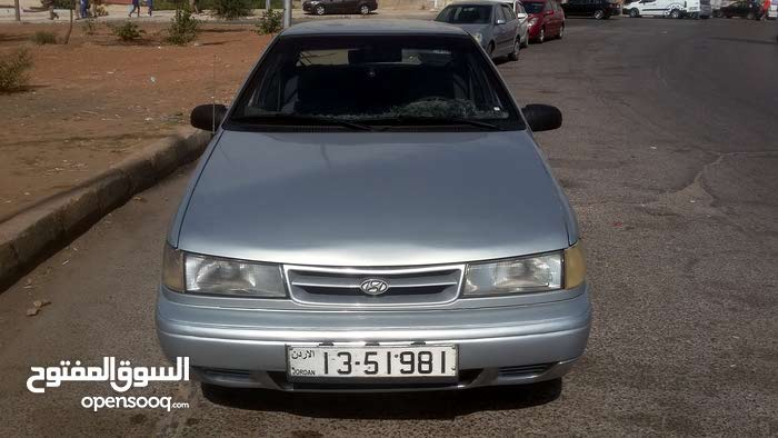 Available for sale! 0 km mileage Hyundai Excel 1994