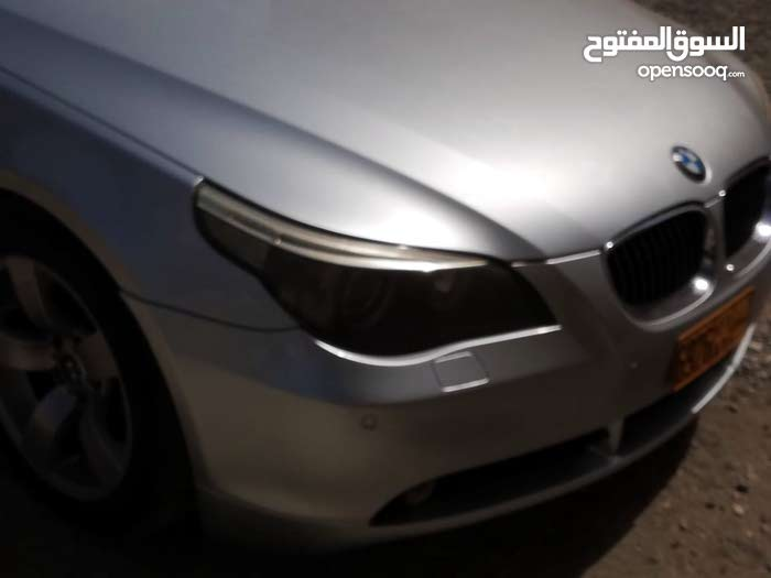 +200,000 km BMW 523 2006 for sale