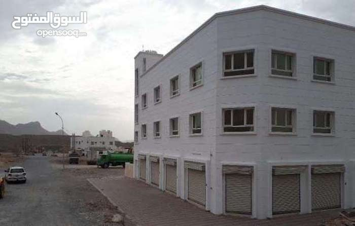 Industrial complex in Misfa has workshops, yard, offices, accomodation