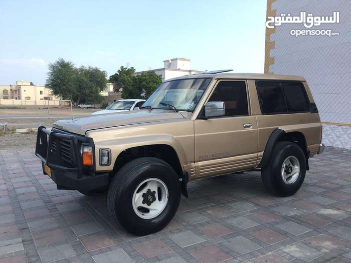 0 km mileage Nissan Patrol for sale