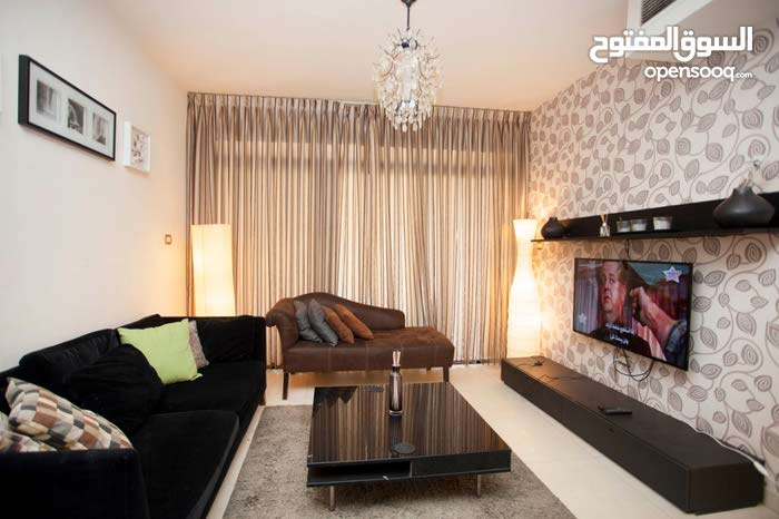 Deir Ghbar neighborhood Amman city - 100 sqm apartment for rent