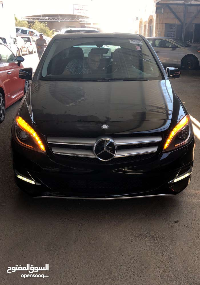 Used condition Mercedes Benz B Class 2014 with 10,000 - 19,999 km mileage