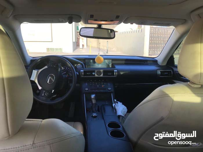 Lexus IS car for sale 2015 in Muscat city