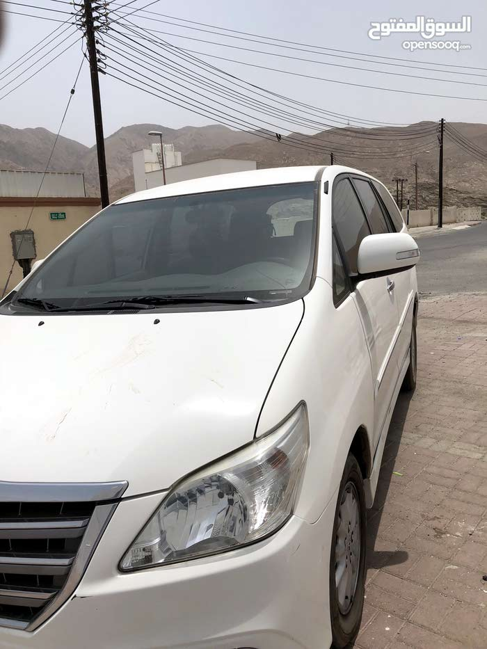 2015 Used Innova with Automatic transmission is available for sale