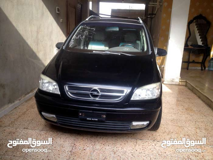 For sale Used Opel Zafira