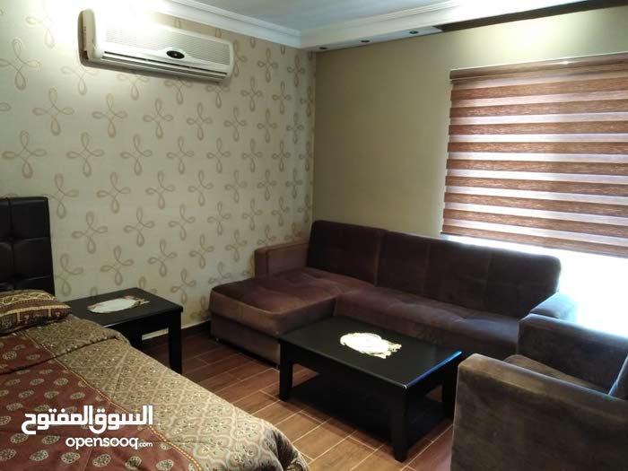 Second Floor  apartment for sale with Studio rooms - Amman city Al Rabiah